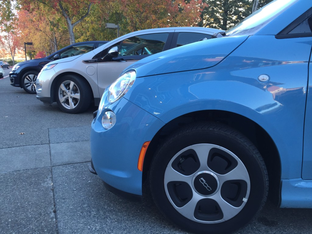 Over 2,000 electric vehicles now being used in Sonoma County