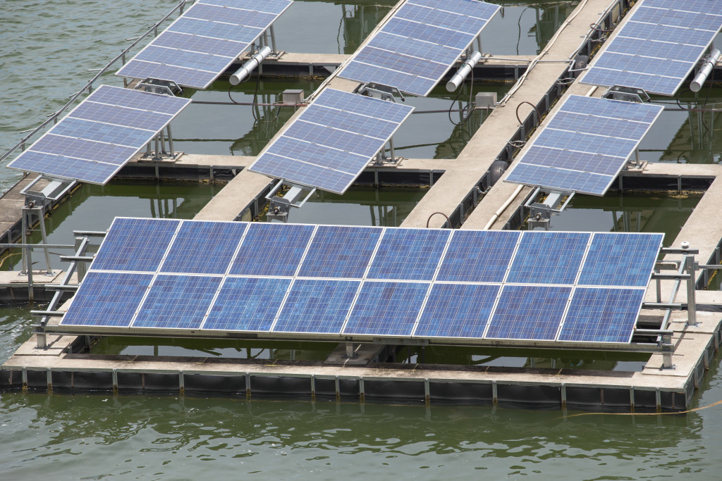 Sonoma Clean Power's floating solar project is largest in the US