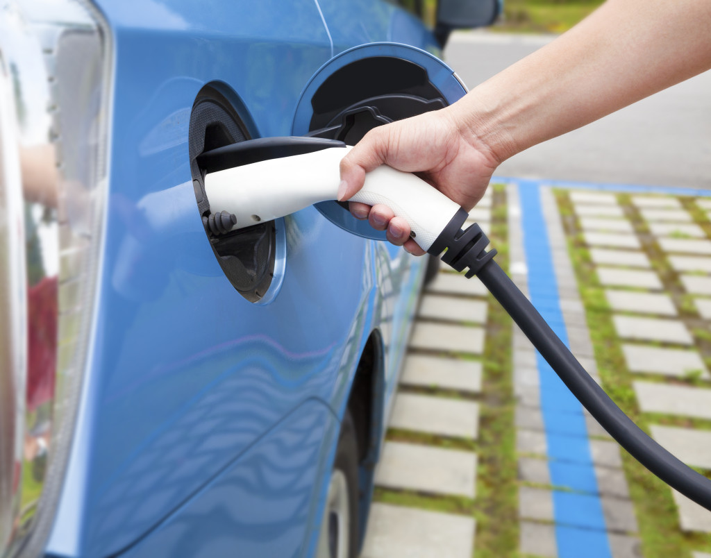 Get an electric vehicle and cut your CO2 from driving by 60-80%